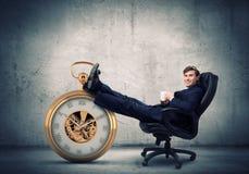 Zeit für Bruch Lizenzfreies Stockfoto