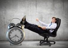 Zeit für Bruch Lizenzfreie Stockbilder