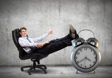 Zeit für Bruch Lizenzfreie Stockfotografie
