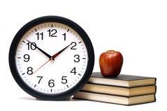 Zeit für das Lernen Stockbild