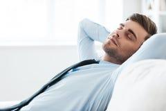 Zeit für Entspannung Lizenzfreie Stockfotos