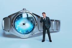 Zeit für Geschäft Stockfotos