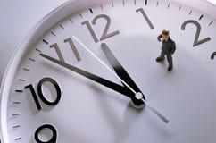Zeit für Geschäft Stockfotografie