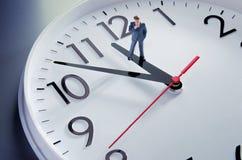 Zeit für Geschäft Stockfoto