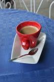 Zeit für Kaffee Stockfoto