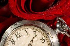 Zeit für Liebe Stockbilder