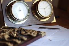 Zeit für Studie Stockfotografie
