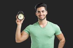 Zeit, glücklich zu sein Lizenzfreies Stockbild