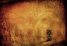 Zeit-Hintergrund Lizenzfreies Stockbild