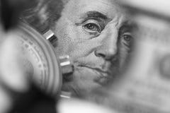 Zeit ist Geld Lizenzfreie Stockfotos