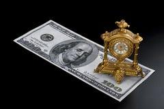Zeit ist Geld. Stockbilder