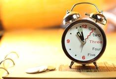 Zeit ist Geld stockfotografie