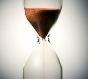 Zeit ist Geld Konzeptschuß. Stockfotografie