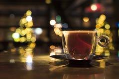 Zeit, Kaffee zu trinken stockfotografie