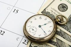 Zeit-Management Lizenzfreies Stockbild