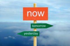 Zeit-Management Lizenzfreies Stockfoto