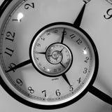Zeit-Spirale Lizenzfreies Stockfoto