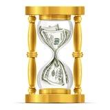 Zeit und Geldkonzept Stockfotos