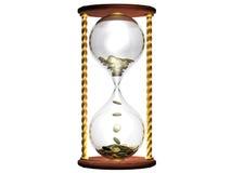 Zeit und Geldkonzept Lizenzfreies Stockfoto