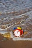 Zeit und Gezeiten. Lizenzfreies Stockfoto