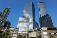 Zeit Warner Center Lizenzfreie Stockfotografie