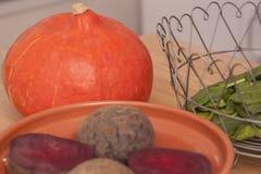 Zeit zum Gemüse Stockfoto