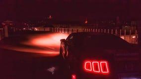 Zeit zur Nachtfahrt lizenzfreies stockfoto