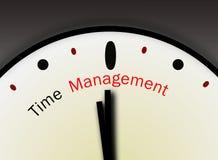 Zeit-Management Stockbild