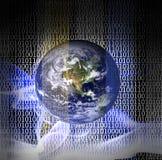 Zeitalter der Information Stockfoto