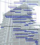 Zeitdiagramm lizenzfreie stockfotografie