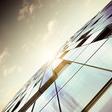 Zeitgenössische Architektur Stockbilder