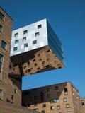 Zeitgenössische Architektur in Berlin Stockfotos