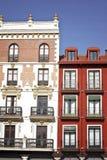 Zeitgenössische Architekturart des Barcelonas, Spanien Lizenzfreies Stockfoto