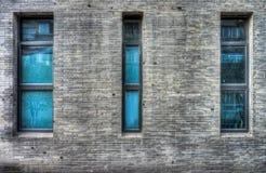 Zeitgenössische Gebäudeart Stockfoto