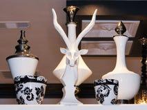 Zeitgenössische Vasen Stockfotografie