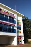Zeitgenössische Wohnungen 2 Stockbild