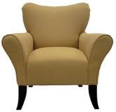 Zeitgenössischer Akzent-Stuhl Stockfoto