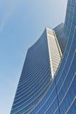 Zeitgenössischer Geschäftswolkenkratzer Lizenzfreie Stockfotografie