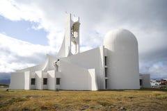 Zeitgenössisches Kirchegebäude Lizenzfreies Stockfoto