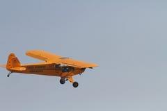 Zeitgenössisches Lufthandwerk in der Flugschau Lizenzfreie Stockbilder