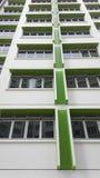 Zeitgenössische Architekturart des Barcelonas, Spanien Lizenzfreie Stockfotos