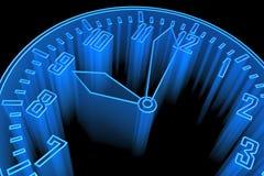 Zeitkonzept vektor abbildung