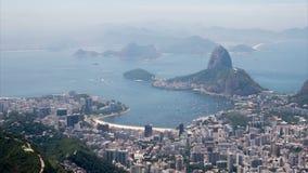 Zeitlimit Rio de Janeiro stock footage