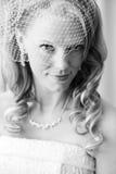Zeitlose Braut Stockfotografie