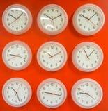 Zeitmanagement Stockbild
