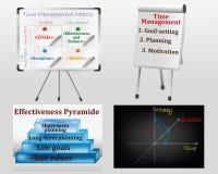 Zeitmanagement Stockfoto