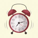 Zeitpiktogramme Stockbild