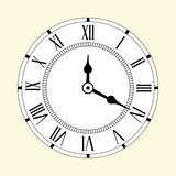Zeitpiktogramme Lizenzfreie Stockbilder