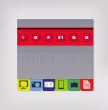 Zeitplangeschäft Lizenzfreie Stockbilder