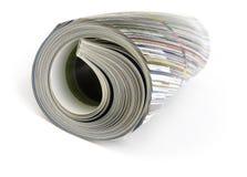 Zeitschrift stockfotografie